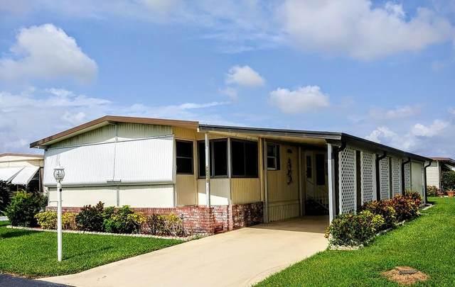 48010 Jaruco Bay, Boynton Beach, FL 33436 (MLS #RX-10640851) :: Berkshire Hathaway HomeServices EWM Realty