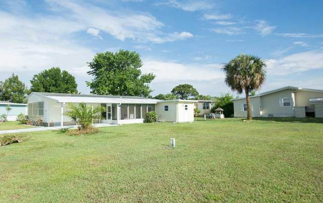 703 Silverthorn Court, Barefoot Bay, FL 32976 (#RX-10640941) :: Ryan Jennings Group
