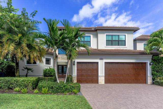 255 Gardenia Isles Drive, Palm Beach Gardens, FL 33418 (MLS #RX-10641087) :: THE BANNON GROUP at RE/MAX CONSULTANTS REALTY I