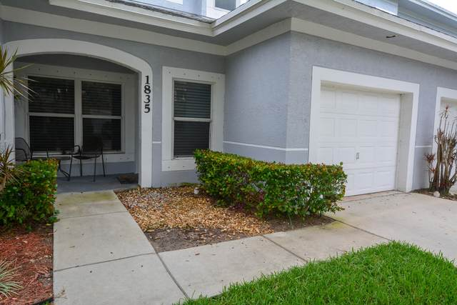 1835 Sandhill Crane Drive #1, Fort Pierce, FL 34982 (MLS #RX-10641846) :: Berkshire Hathaway HomeServices EWM Realty
