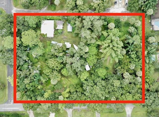 1101 W 2nd Street, Fort Pierce, FL 34982 (MLS #RX-10641954) :: Berkshire Hathaway HomeServices EWM Realty
