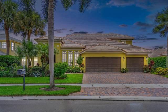 14064 Monterey Estates Drive, Delray Beach, FL 33446 (#RX-10642588) :: Ryan Jennings Group