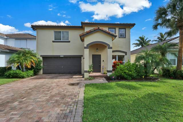 1166 Rialto Drive, Boynton Beach, FL 33436 (#RX-10642796) :: Real Estate Authority