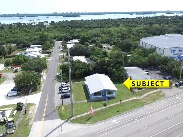 3306 N Us Highway 1, Fort Pierce, FL 34946 (#RX-10642845) :: The Rizzuto Woodman Team