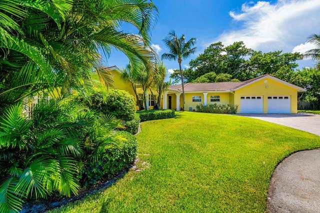 800 Tangerine Way, Gulf Stream, FL 33483 (#RX-10643059) :: Posh Properties