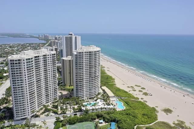 2700 N Ocean Drive 503A, Singer Island, FL 33404 (#RX-10643216) :: Posh Properties