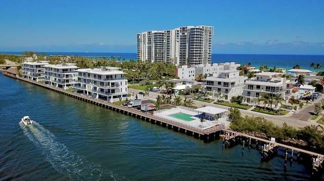 5900 N Ocean Drive 3N, Hollywood, FL 33019 (#RX-10643278) :: Ryan Jennings Group