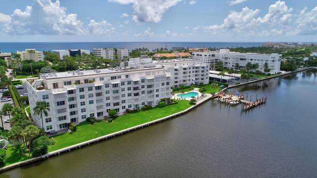 2840 S Ocean Boulevard #2170, South Palm Beach, FL 33480 (MLS #RX-10643324) :: Berkshire Hathaway HomeServices EWM Realty