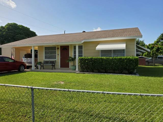 3951 Happiness Street, West Palm Beach, FL 33406 (MLS #RX-10643524) :: Berkshire Hathaway HomeServices EWM Realty