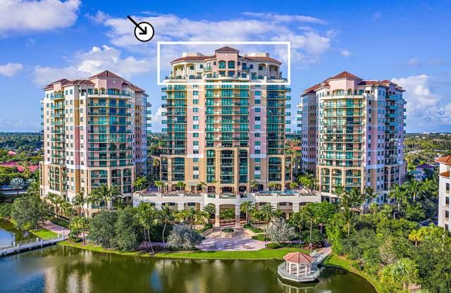 3620 Gardens Parkway #1700, Palm Beach Gardens, FL 33410 (MLS #RX-10643561) :: Berkshire Hathaway HomeServices EWM Realty