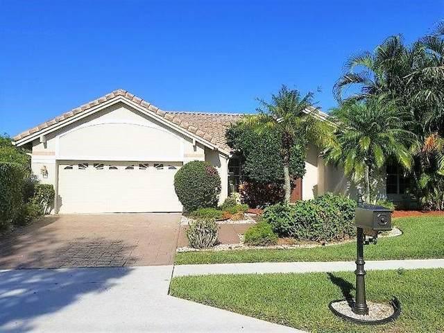 8560 Lawson Circle, Boynton Beach, FL 33472 (MLS #RX-10643744) :: Berkshire Hathaway HomeServices EWM Realty
