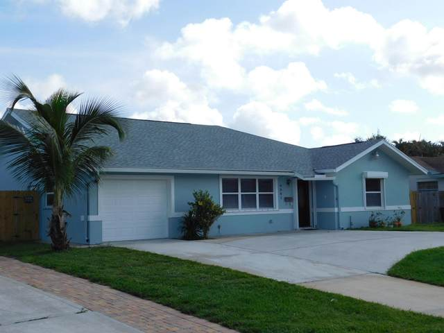 4361 Fushia Circle N, Palm Beach Gardens, FL 33410 (MLS #RX-10644150) :: Berkshire Hathaway HomeServices EWM Realty