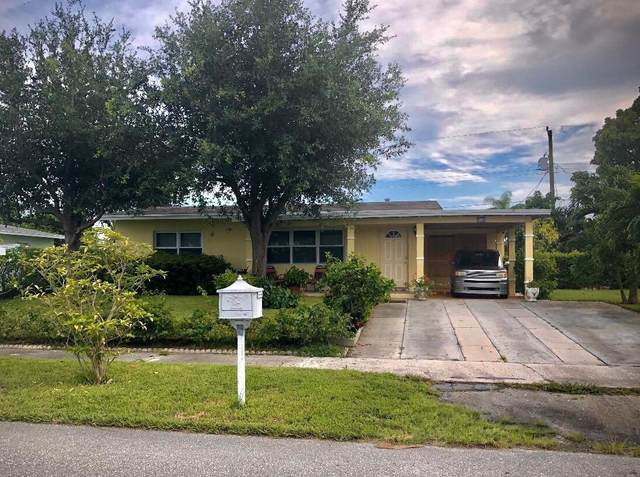 916 W Broward Street, Lantana, FL 33462 (#RX-10644268) :: Posh Properties