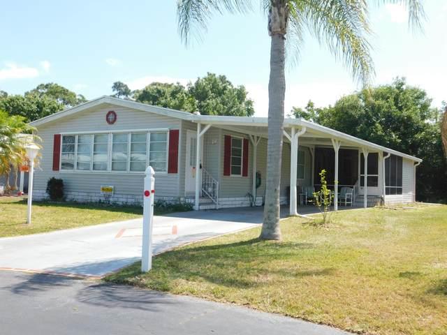5688 Hemingway Court, Fort Pierce, FL 34982 (MLS #RX-10644669) :: Berkshire Hathaway HomeServices EWM Realty