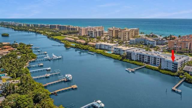 3525 S Ocean Boulevard #404, South Palm Beach, FL 33480 (MLS #RX-10644816) :: Berkshire Hathaway HomeServices EWM Realty