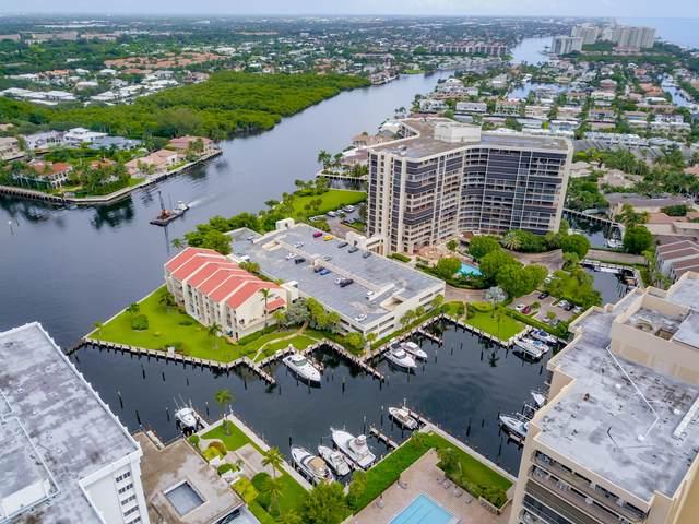 4740 S Ocean Boulevard #616, Highland Beach, FL 33487 (MLS #RX-10644903) :: Berkshire Hathaway HomeServices EWM Realty