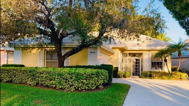 8543 Doverbrook Drive, Palm Beach Gardens, FL 33410 (#RX-10645271) :: Manes Realty Group