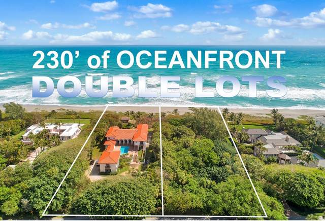 119 S Beach Road, Hobe Sound, FL 33455 (#RX-10645309) :: Realty One Group ENGAGE