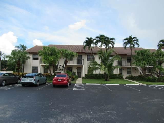 22100 Palms Way #202, Boca Raton, FL 33433 (MLS #RX-10645866) :: The Paiz Group