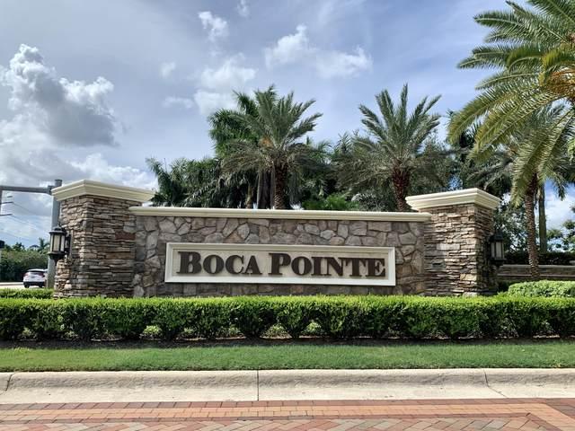 7535 La Paz Boulevard #301, Boca Raton, FL 33433 (#RX-10646408) :: Posh Properties