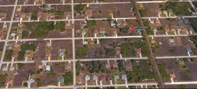 3802 5th Street SW, Lehigh Acres, FL 33976 (#RX-10646989) :: Treasure Property Group