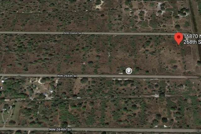 16870 NW 268th Street, Okeechobee, FL 34972 (#RX-10647289) :: Baron Real Estate