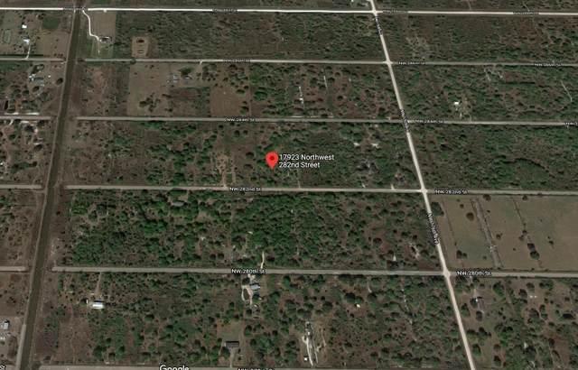 17923 NW 282nd Street, Okeechobee, FL 34972 (#RX-10647304) :: Baron Real Estate