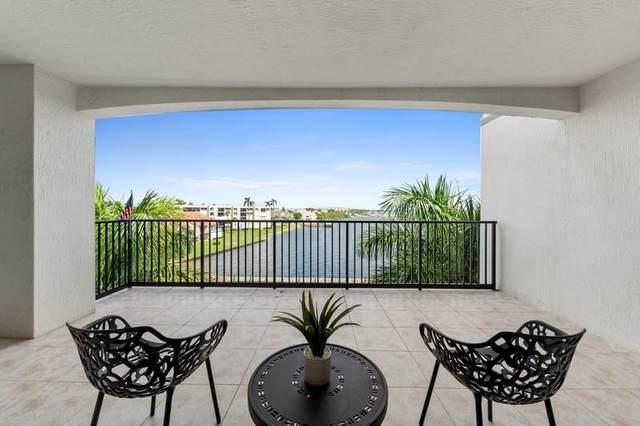 2700 N Federal Highway #507, Boynton Beach, FL 33435 (MLS #RX-10647329) :: Berkshire Hathaway HomeServices EWM Realty
