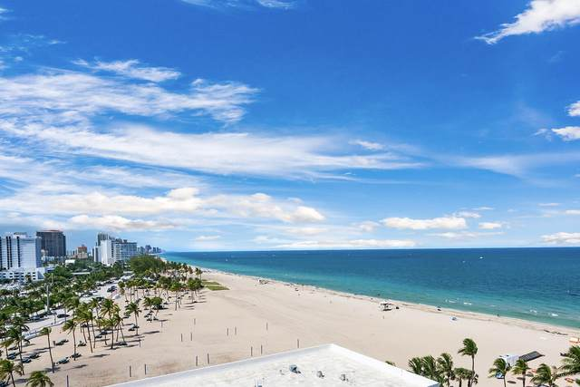 1200 Holiday Drive #904, Fort Lauderdale, FL 33316 (#RX-10647380) :: Baron Real Estate