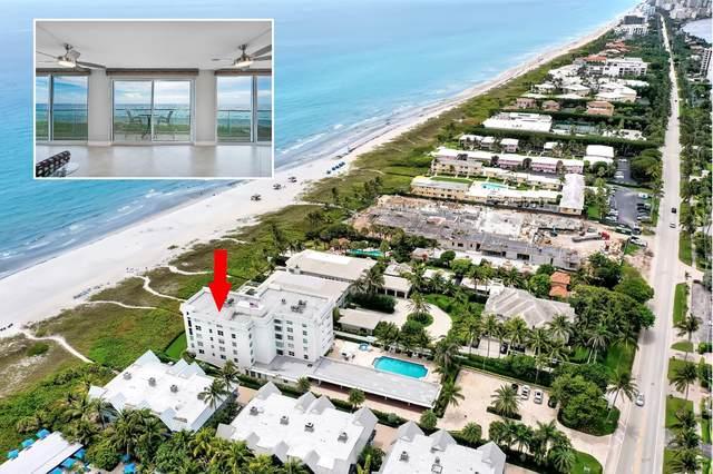 1839 S Ocean Boulevard 4A, Delray Beach, FL 33483 (#RX-10647562) :: Posh Properties