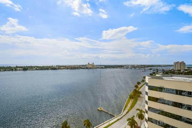 1551 N Flagler Drive Ph U17, West Palm Beach, FL 33401 (#RX-10647865) :: Posh Properties