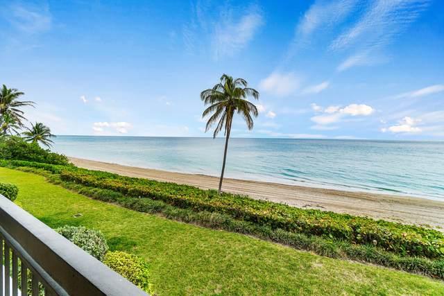 2000 N Ocean Boulevard #205, Boca Raton, FL 33431 (#RX-10648779) :: Posh Properties