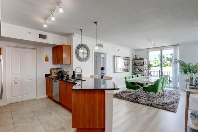 600 S Dixie Highway #719, West Palm Beach, FL 33401 (MLS #RX-10649122) :: Berkshire Hathaway HomeServices EWM Realty