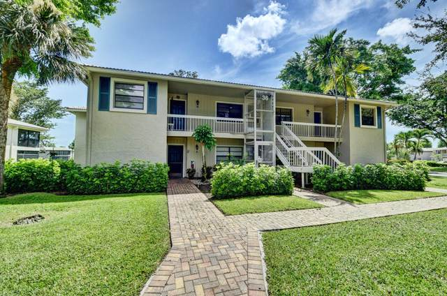 36 Westgate Lane 36 B, Boynton Beach, FL 33436 (MLS #RX-10649366) :: Castelli Real Estate Services