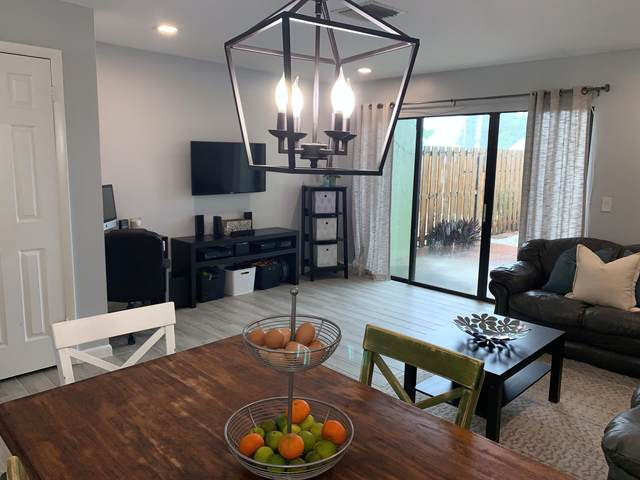 814 Hill Drive B, West Palm Beach, FL 33415 (MLS #RX-10649369) :: Berkshire Hathaway HomeServices EWM Realty