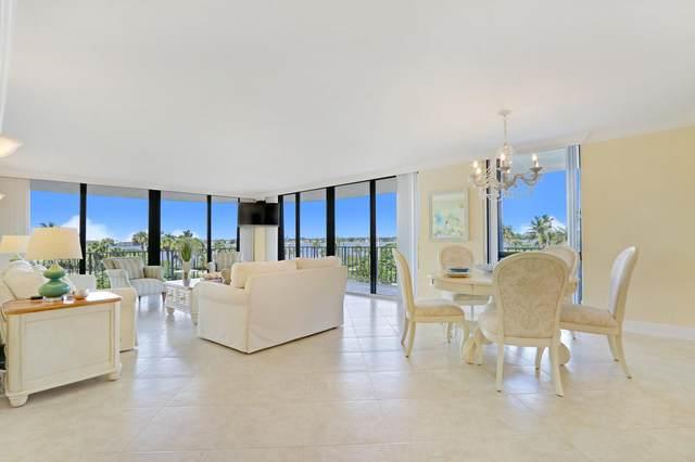3400 S Ocean Boulevard 3A1, Palm Beach, FL 33480 (MLS #RX-10649547) :: Berkshire Hathaway HomeServices EWM Realty