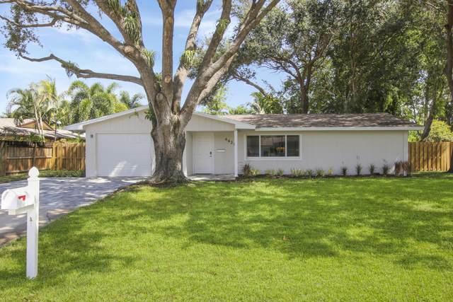 4421 Daffodil Circle N, Palm Beach Gardens, FL 33410 (MLS #RX-10649592) :: Berkshire Hathaway HomeServices EWM Realty