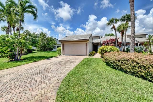 10 Eastgate Drive A, Boynton Beach, FL 33436 (#RX-10649635) :: Posh Properties