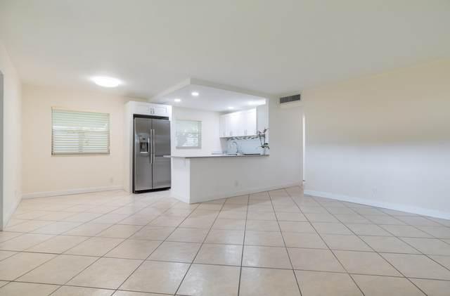 548 Brittany L #548, Delray Beach, FL 33446 (#RX-10650025) :: Posh Properties