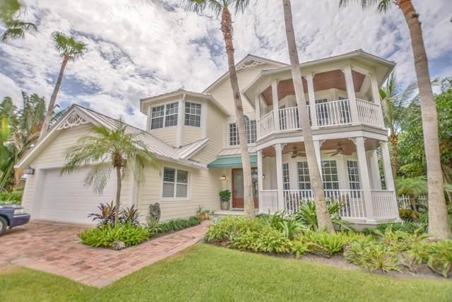 37 Spanish River Drive, Ocean Ridge, FL 33435 (MLS #RX-10650563) :: Berkshire Hathaway HomeServices EWM Realty