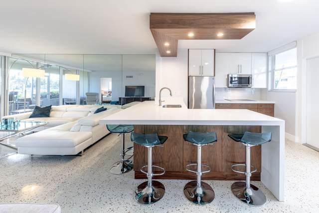 2727 Yacht Club Boulevard 3B, Fort Lauderdale, FL 33304 (MLS #RX-10651251) :: Berkshire Hathaway HomeServices EWM Realty