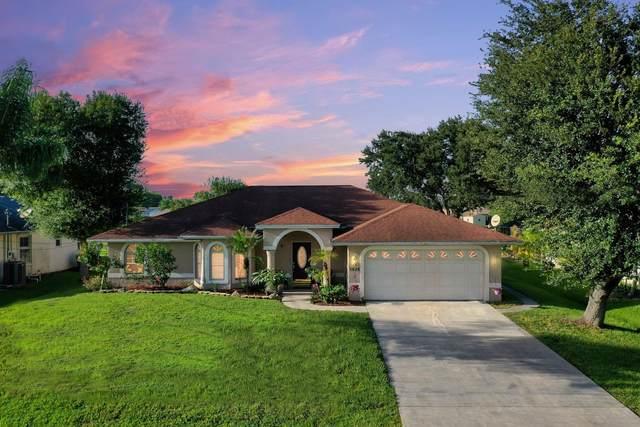 5428 Edgewater NW, Port Saint Lucie, FL 34983 (MLS #RX-10651526) :: Berkshire Hathaway HomeServices EWM Realty