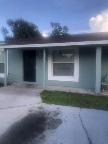 6601 Palomar Parkway, Fort Pierce, FL 34951 (MLS #RX-10651987) :: Berkshire Hathaway HomeServices EWM Realty