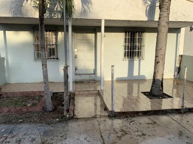 21459 NW 40th Cir Court, Miami Gardens, FL 33055 (MLS #RX-10652311) :: Berkshire Hathaway HomeServices EWM Realty