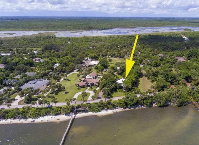 8103 S Indian River Drive, Fort Pierce, FL 34982 (MLS #RX-10652511) :: Berkshire Hathaway HomeServices EWM Realty