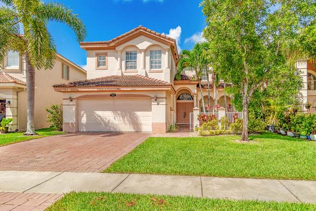 10646 Old Hammock Way, Wellington, FL 33414 (#RX-10652542) :: Realty One Group ENGAGE