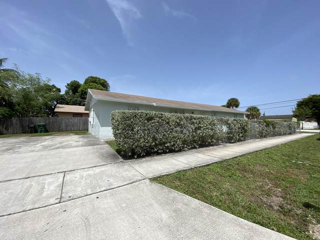 3 SW 3rd Street, Delray Beach, FL 33444 (MLS #RX-10652554) :: Berkshire Hathaway HomeServices EWM Realty