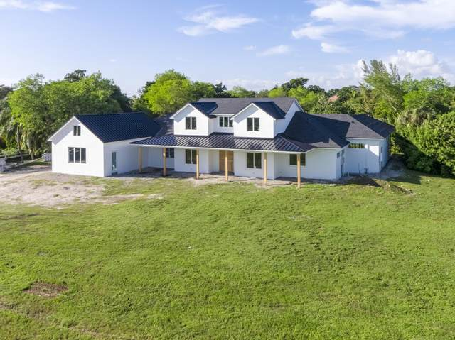 9125 Ranch Road, Parkland, FL 33067 (#RX-10652722) :: Signature International Real Estate