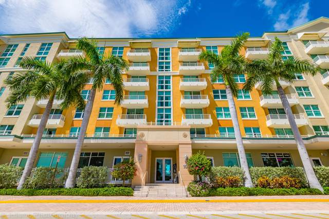 100 NE 6th Street #608, Boynton Beach, FL 33435 (MLS #RX-10652816) :: Berkshire Hathaway HomeServices EWM Realty