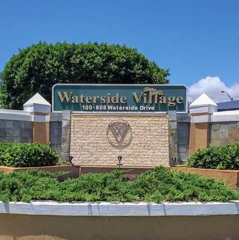 701 Waterside Drive, Hypoluxo, FL 33462 (#RX-10653098) :: Posh Properties